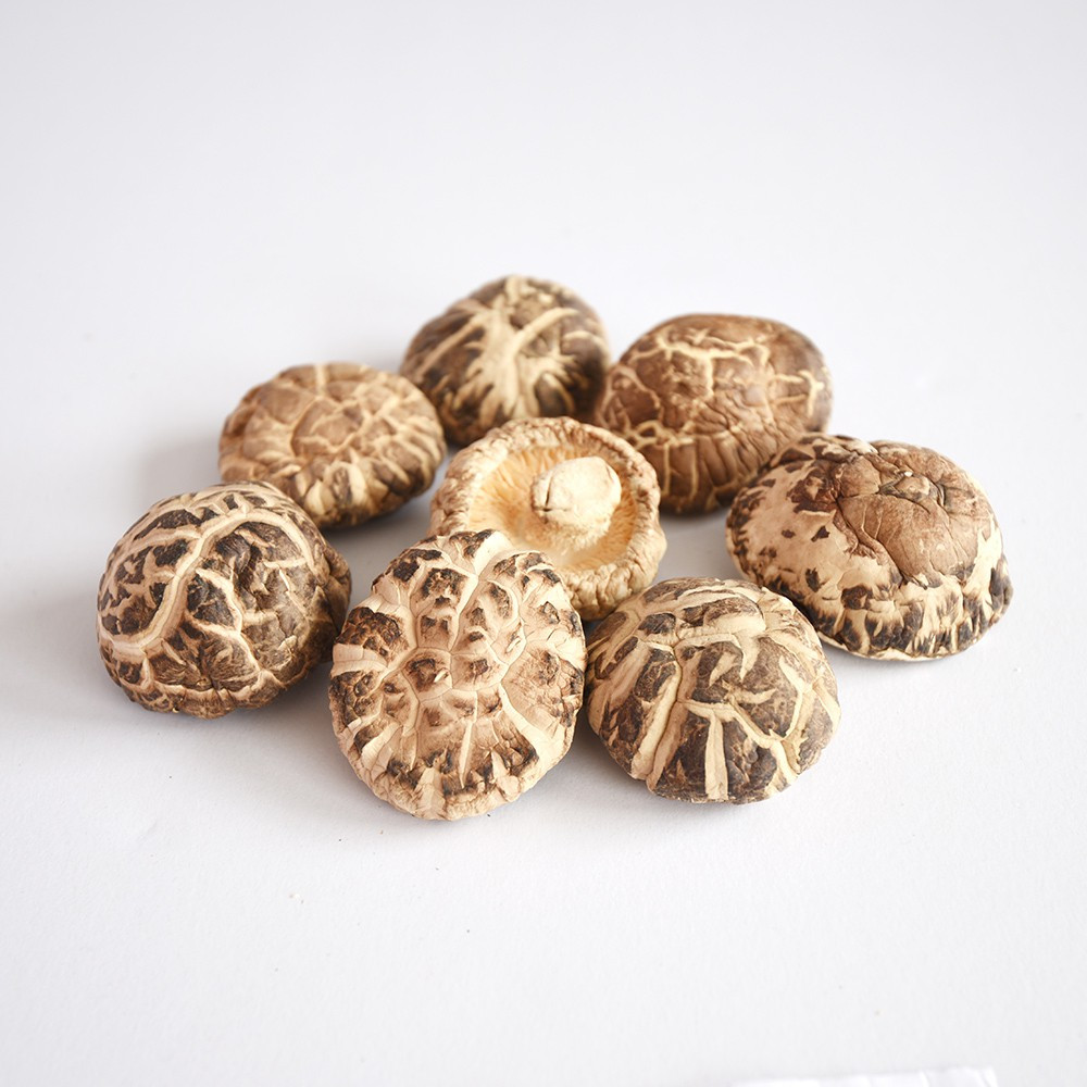 image of Dried Shiitake Mushroom 茶花姑 200G