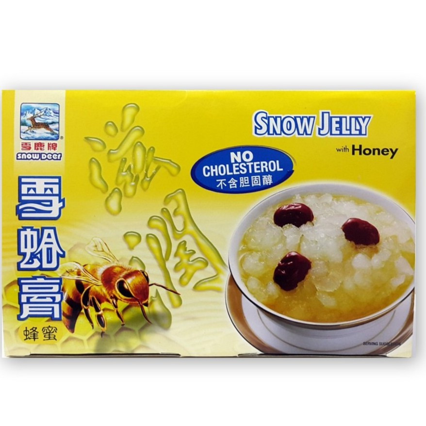 image of SNOW DEER SNOW JELLY WITH HONEY(6X250ML)