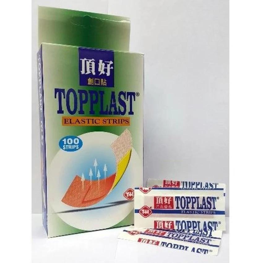 Topplast Elastic Strips (100'S)
