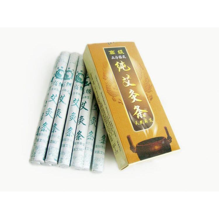 image of 南阳高级五年陈艾条 10支
