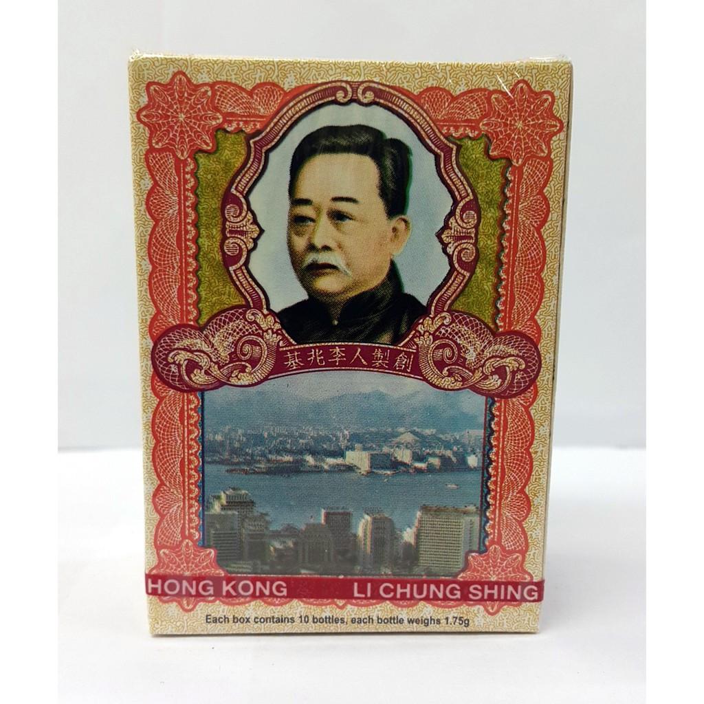 image of LI CHUNG SHIN PO CHAI PILLS(10BTLX1.75G)