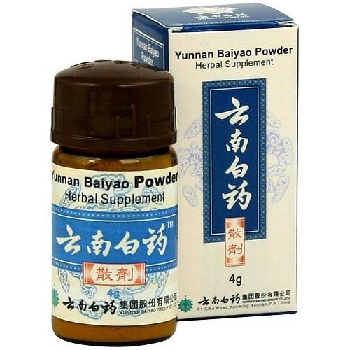 image of Yunnan Baiyao Powder云南白药散剂 4G