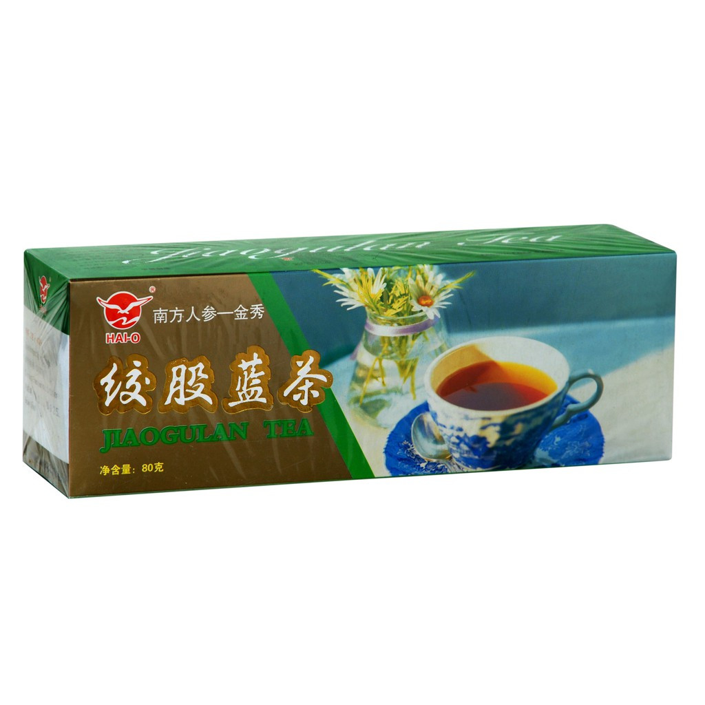 image of Hai-O JIAOGULAN TEA絞股藍茶(2gX40'S)