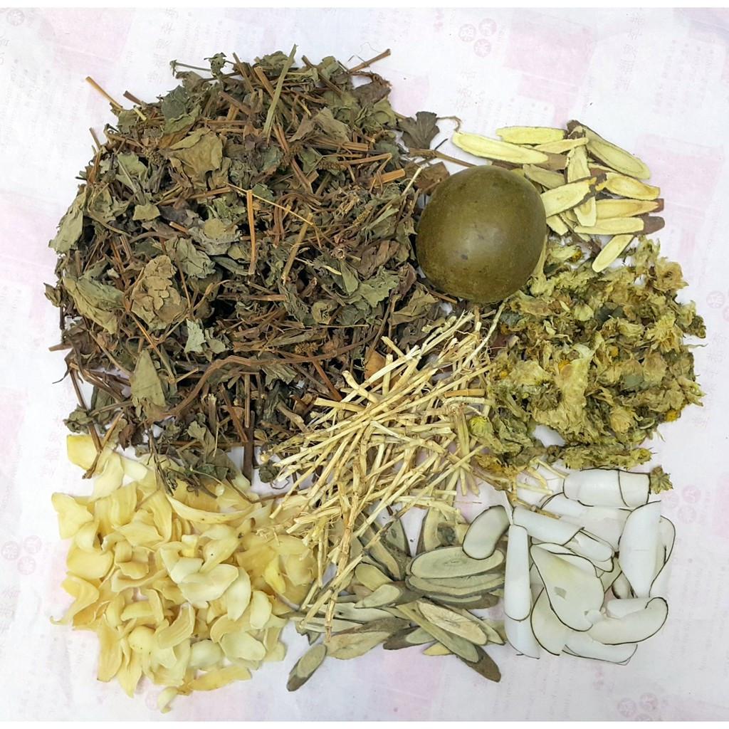 image of Luo Han Guo Herbal Tea 羅漢果清熱涼茶 195G
