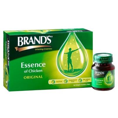 image of Brand's Essence Of Chicken 6 X 70g