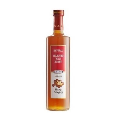 image of Miracle Natural Multiflora Honey 300ML