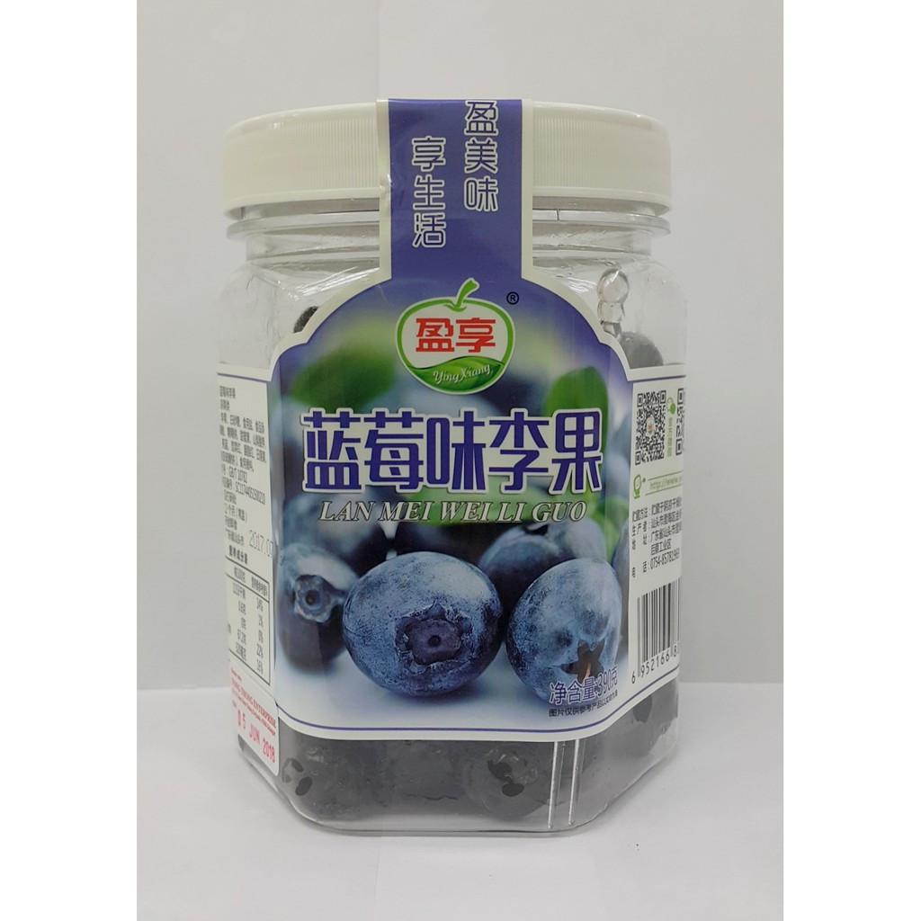 image of LAN MEI WEI LI GUO蓝莓味李果 390G