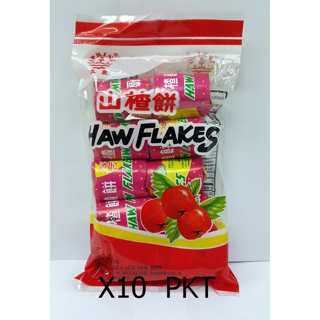 image of Haw Flakes (10'Sx10PKT)