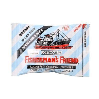 image of Fisherman's Friend Sugar Free - Original (21'S/25g)