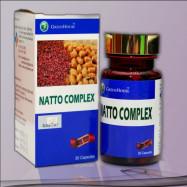 image of GREENHOUSS NATTO COMPLEX 30 CAPSULES