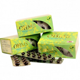 image of OHMS PROBIOTICS (80'S)
