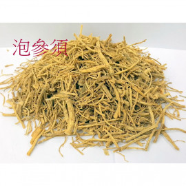 image of AMERICAN GINSENG ROOT 花期泡参须 50G