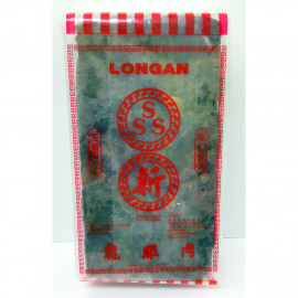 image of Business Dried Black Longan Meat 黑龍眼磚 1KG