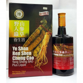 image of U-PIN Yang Sheng Bao Plus Liquid养生宝 750ML