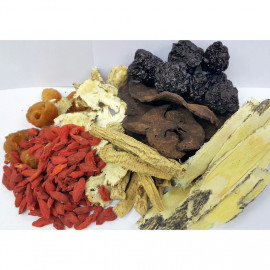 image of Shou Wu Herbal Soup首乌护发汤 110G