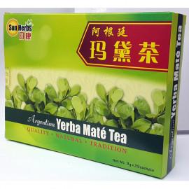 image of ARGENTINA YERBA MATE TEA(3GX25'S)