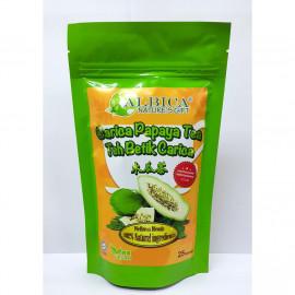 image of Albica´S Carica Papaya Tea / Teh Betik (Vegetarian) Halal 素木瓜茶(4gmX25'S)