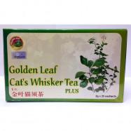 image of GOLDEN LEAF CAT'S WHISKER TEA PLUS(2GX25'S)