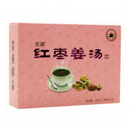 image of Red Dates Ginger Tea 红枣姜汤姜茶 (15gx12'S)