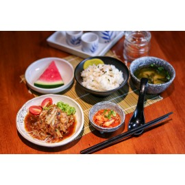 image of Japanese Ramen or Rice Set for 1 Person