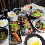 Special Japanese Meal Set for 2 person