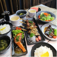 image of Special Japanese Meal Set for 2 person