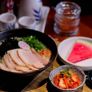 image of [Birthday 526] Japanese Ramen or Rice Set for 1 Person complimentary Wakami Salad