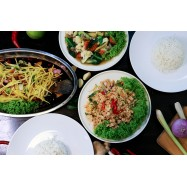 image of 3-Course Thai Cuisine for 3 person