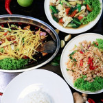 3-Course Thai Cuisine for 3 person