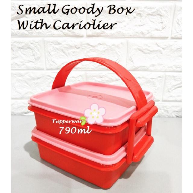 image of Tupperware Goody Box
