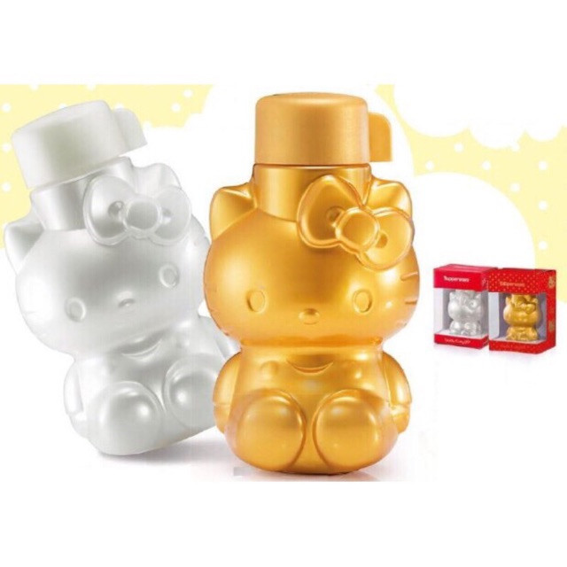 image of Tupperware Hello Kitty Tumbler 425ml