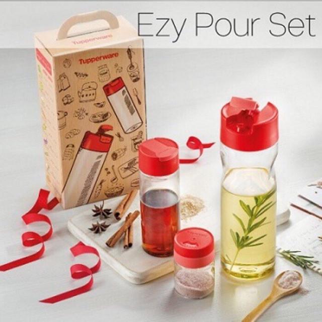 Tupperware Ezy Pour Set