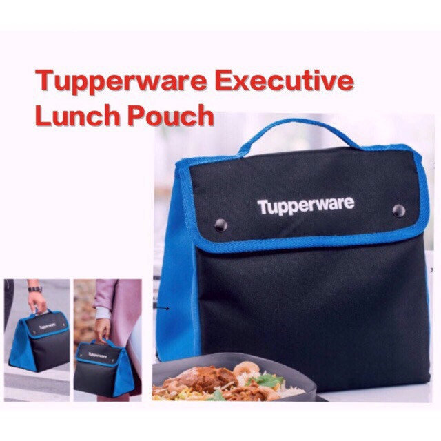 image of Tupperware Executive Lunch Pouch