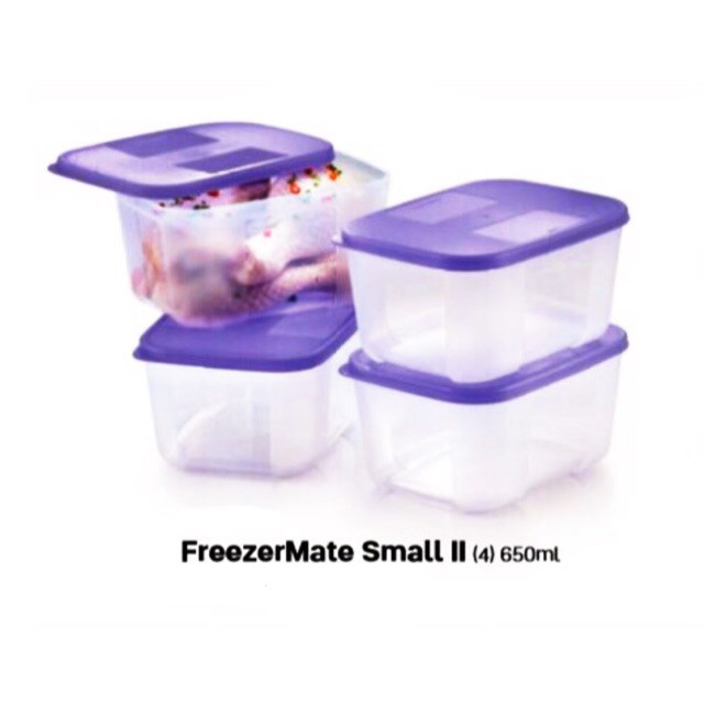 image of Tupperware Freezermate 650ml