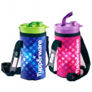image of Tupperware ThirstQuake Tumbler With Pouch 900ml