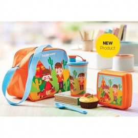 image of Tupperware Junior Bento Set