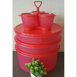 image of Tupperware Take A Lot Set