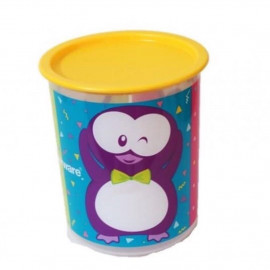image of Tupperware 2L Penguin & Froggy Canister