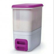 image of Tupperware Rice Smart Dispenser 10kg with Gift Box