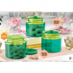 Tupperware Emerald Counterpart Set 900ml (3)
