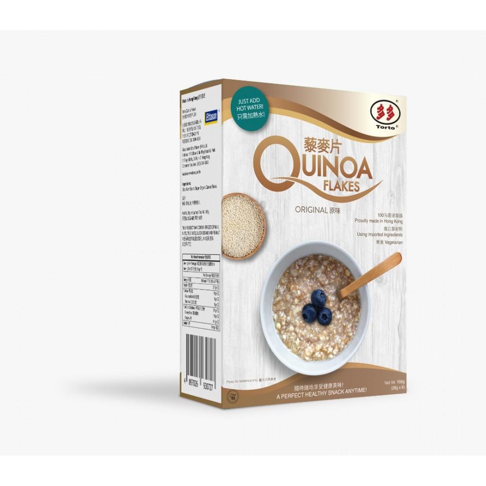 Torto Original Quinoa Flakes