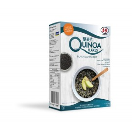 image of Torto Black Sesame Quinoa Flakes