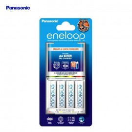 image of Panasonic Eneloop Smart & Quick Charger