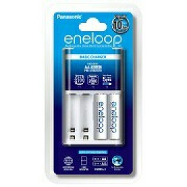 image of Panasonic Eneloop Basic Battery Charger