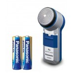 Panasonic Battery Shaver c/w 2AA Evolta Battery
