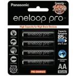 Panasonic Eneloop Pro AA Rechargeable 2550mAh Battery
