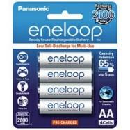 image of Panasonic Eneloop AA Rechargeable Battery 2100mAh
