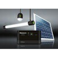 image of Panasonic Eneloop Solar Storage