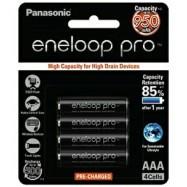 image of Panasonic Eneloop Pro AAA Rechargeable Battery