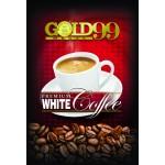 Gold Medal 99 Premium White Coffee / Kopi Putih Pracampur Segera (3 in 1 Premix Instant Coffee) 15 sachets x 40g
